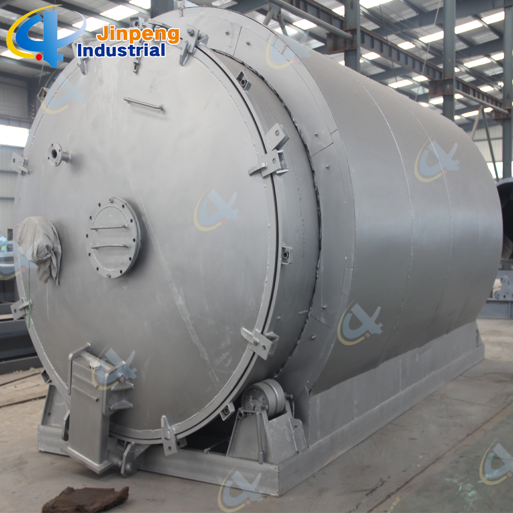 Waste Rubber Oil Recycling Machine