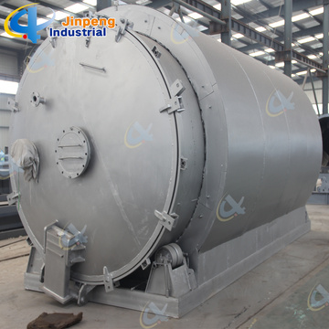 Waste Rubber Oil Refinery Machine