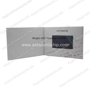 Advertising Player, Video Advertising Card, Video Business Card