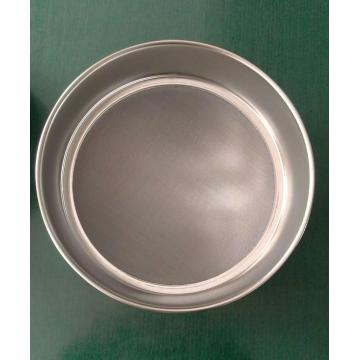 0.45 mm stainless steel test sieve
