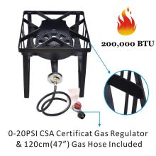 Outdoor Camping High Pressure Burner Stove Propane