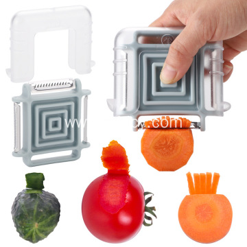 Rotating Multifunctional Creative Grater