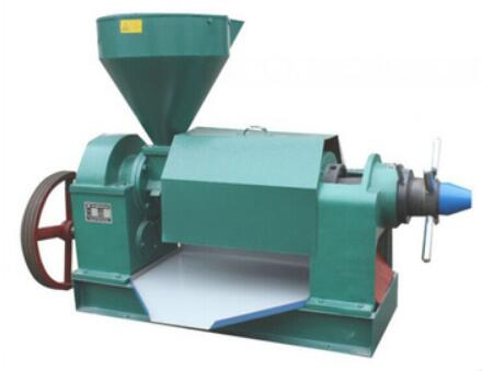 200-300kg/h Soybean peanut oil press presser machine