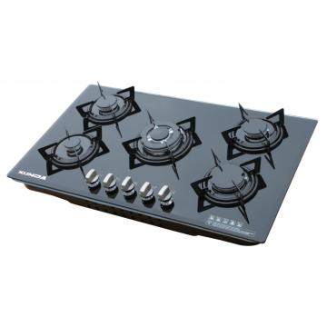 3 Burner Glass Built-in Gas Hob Gas Cooker