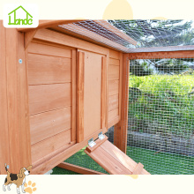 High quality outside fir wood chicken coop