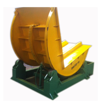 Concrete pipe lifting equipment