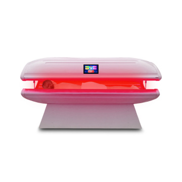 PDT light therapy device led red light bed
