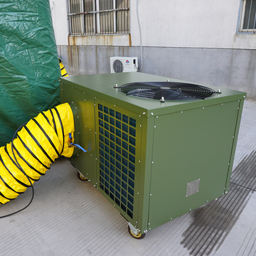 Military Tent Air Conditioning with Heating System