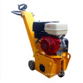 Small portable concrete milling machine/scarifier