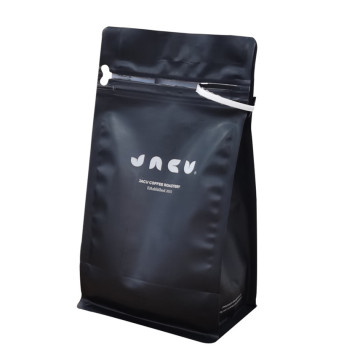500G Coffee Bag With Pocket Zipper And Valve