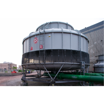 Industrial FRP Round Cooling Tower Water Treatment