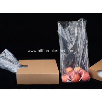 LDPE Clear Supermarket Bag
