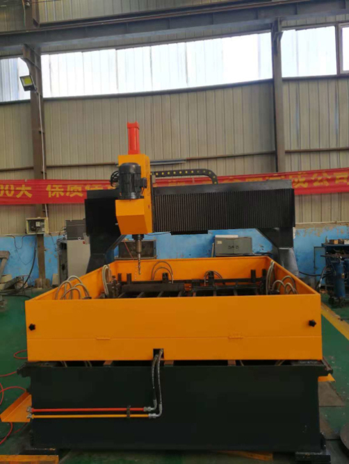 CNC High Speed Drilling Machine for Steel Plate