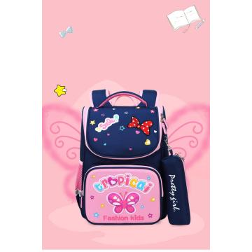 Primary school bag children's 3d backpack cartoon backpack