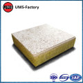 Exterior wall insulation panel