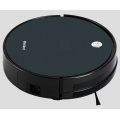 Dry sweeping and damp mopping robot vacuum cleaner