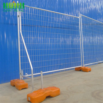 Australia Galvanized Temporary Removable Wire Mesh Fence