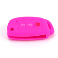 Silicone hyundai i20 flip key shell replacement