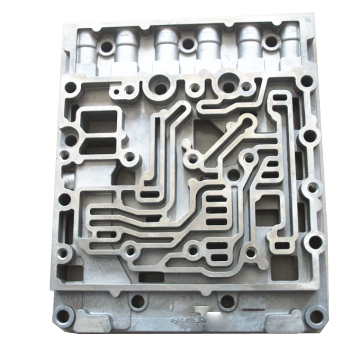 ZF 4644306365 Oil Channel Plate 7200001695