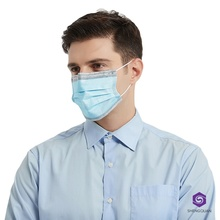 Hot Product Disposable 3-Ply Non-woven Face Mask