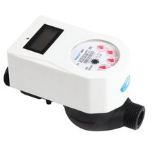 Volumetric Rotary Piston Water Meter With Plastic Body