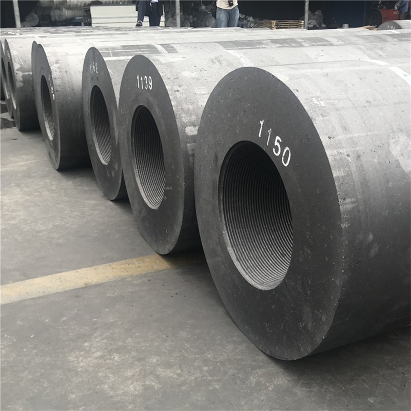 100mm-500mm Broken Graphite Electrode Scrap