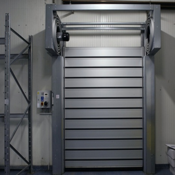 Automatic stainless steel high speed roller shutter
