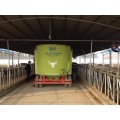 TMR feeding mixer for animals