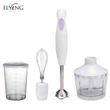 Electric Kitchen Hand Blender For Smoothies