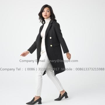 Women Medium Cashmere Coat