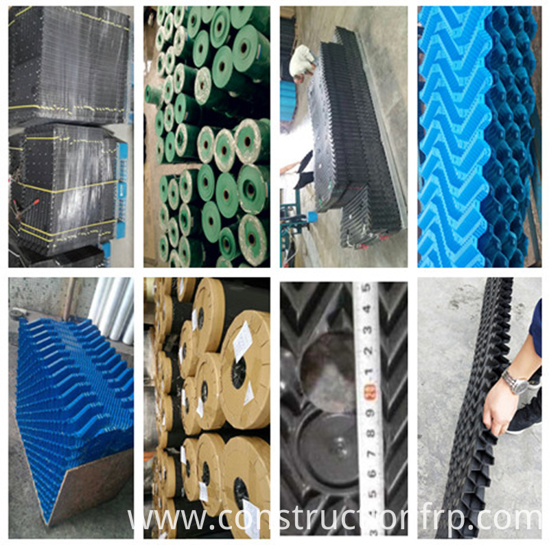 Water Treatment Cooling Tower Fill