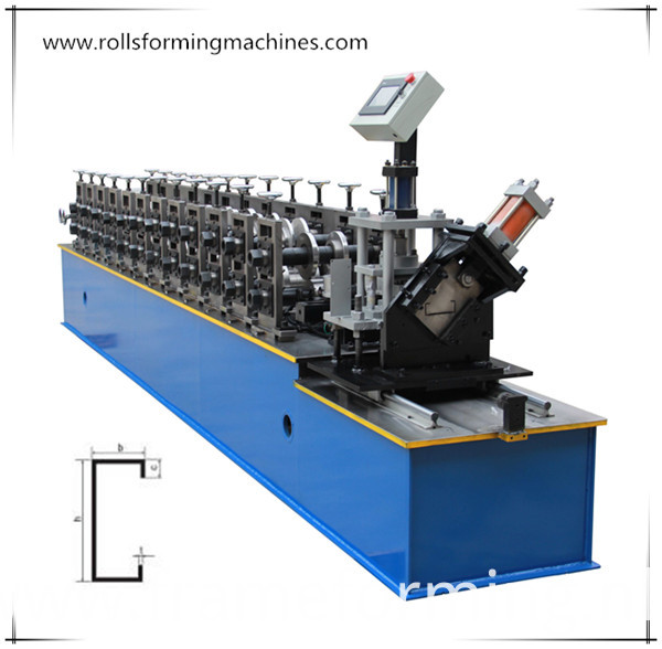 Made in china stud forming machine