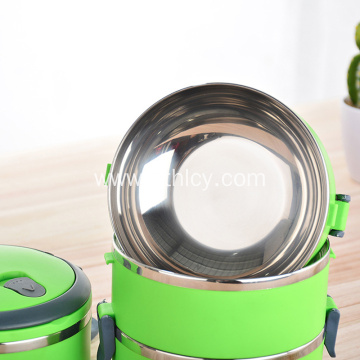 304 Multilayer Stainless Steel Food Container Set