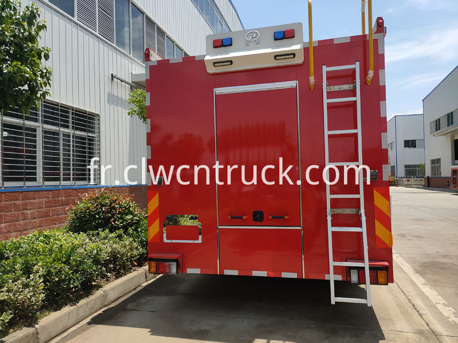 Oxygen supply fire truck cost