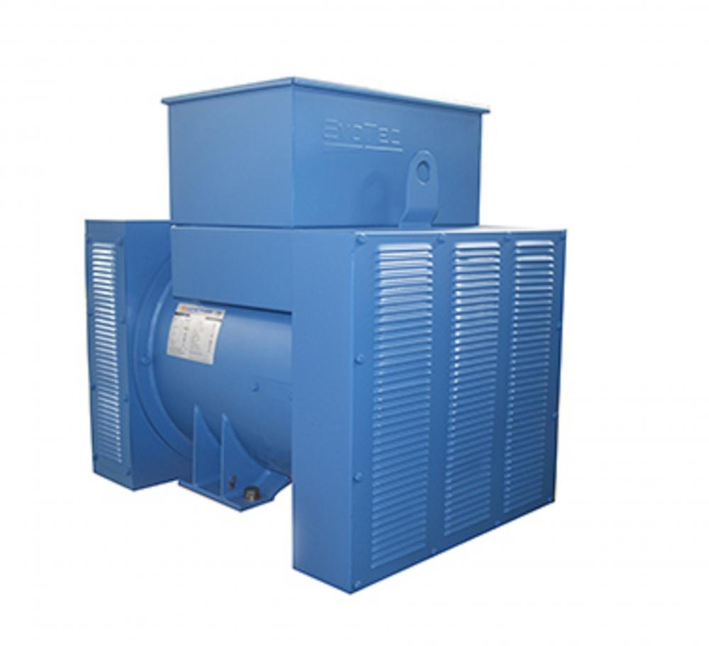 Blue Color IP44 Generator