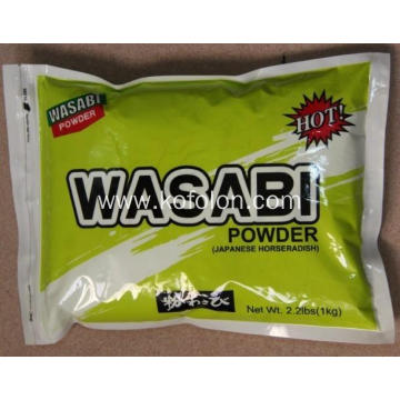 high quality wasabi powder 2018 new crop