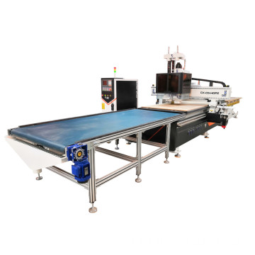 Nesting Wood Cutting CNC Router for Panel Wood