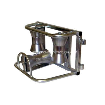 Heavy Duty Triple Corner Cable Roller