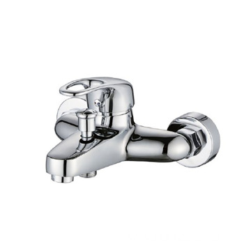 Ingle Handle Wall Mounted Bathroom Shower Faucet