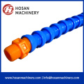 Lathe CNC Drill Machine Plastic Flexible Coolant Hose