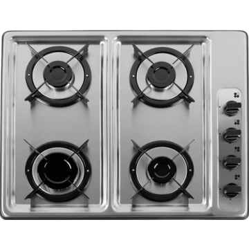 Gas Stove Stainless 5 Burner