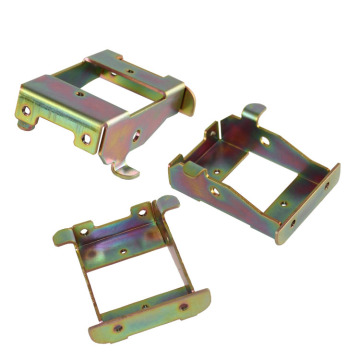 custom made zinc plated metal stamping parts