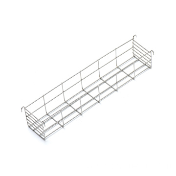 Square Basket SS Wire Welded Bended Stainless Steel