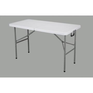 4FT 122 cm  plastic folding tables