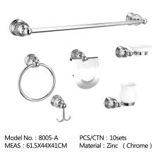 Bathroom Accessories Modern Sets Towel Ring Soap Dish Double Hook Tumbler Holder Bathroom Decor Accessories Set