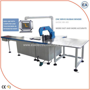 CNC Automatic Busbar Bending Machine for Copper