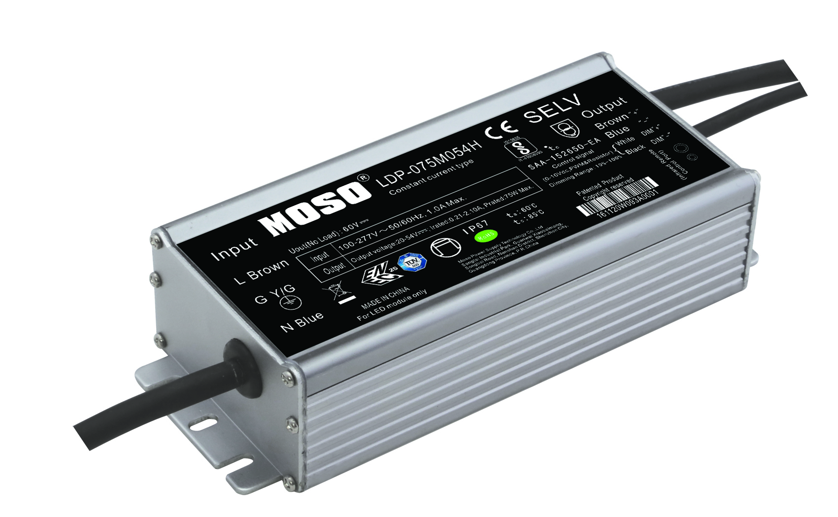 Programmer LED Power Supply
