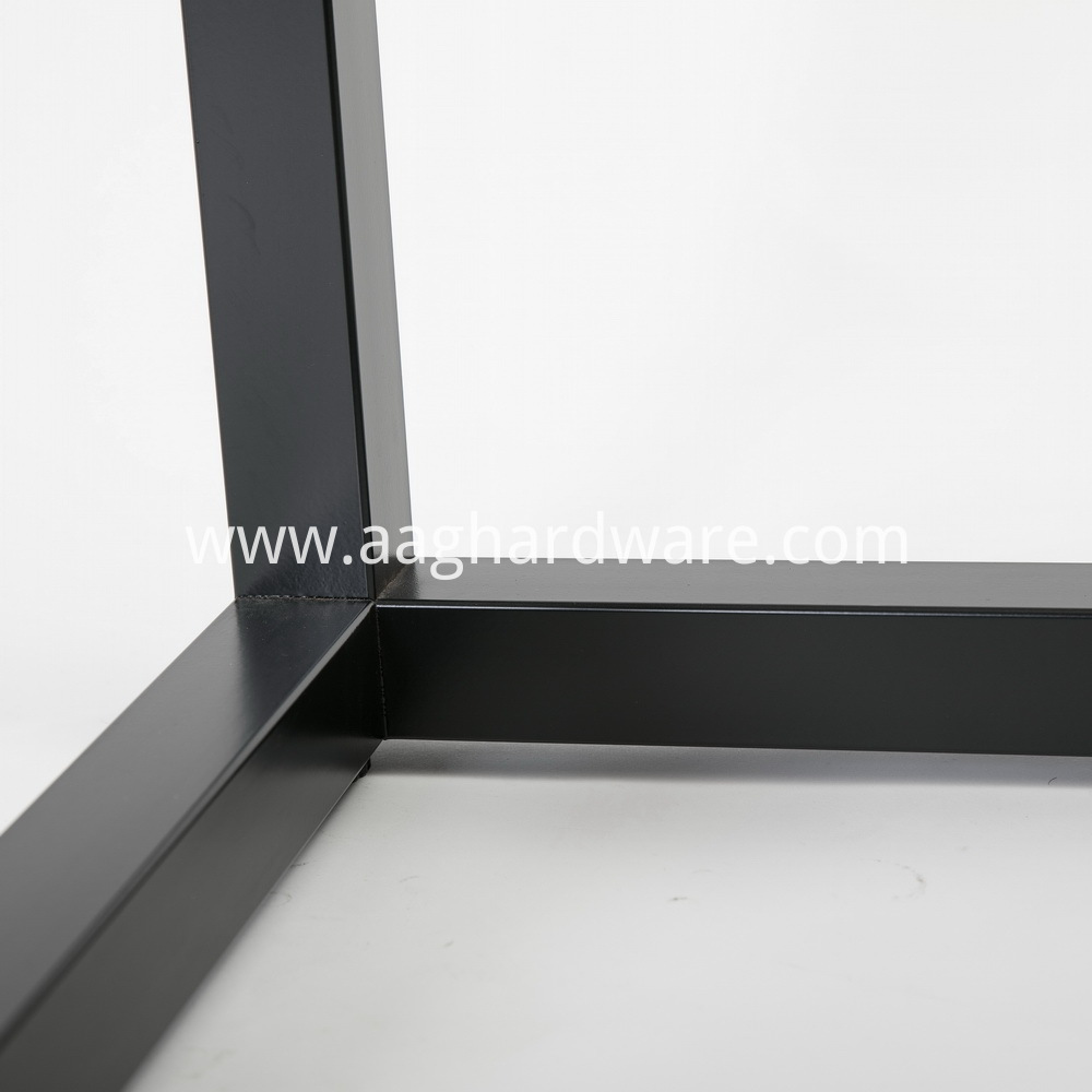 Steel Coffee End Table Legs