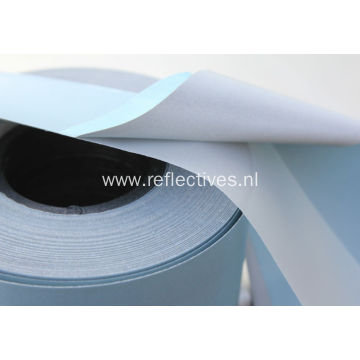 Silver Heat Transfer  Reflective Film Safety Cloth