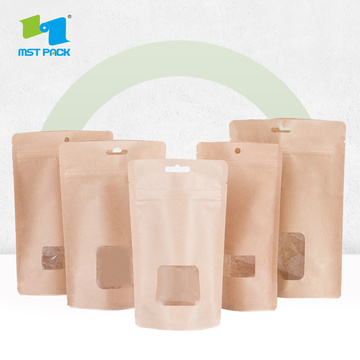 Wholesale Heat Seal Biodegredable Compostable Bags